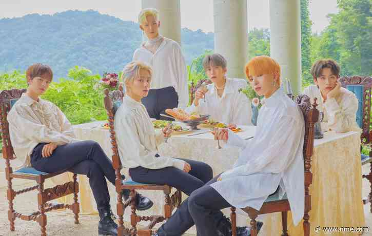 ONEUS release teaser for fifth mini-album 'Binary Code'