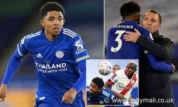 Leicester boss Brendan Rodgers vows to protect 'remarkable' Wesley Fofana during Ramadan
