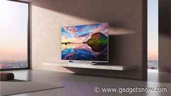 Xiaomi launches its most-expensive smart TV in India, Mi QLED TV with 75-inch screen and Android 10