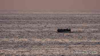 Keine Überlebenden gefunden: Dutzende Flüchtlinge ertrinken vor Libyen