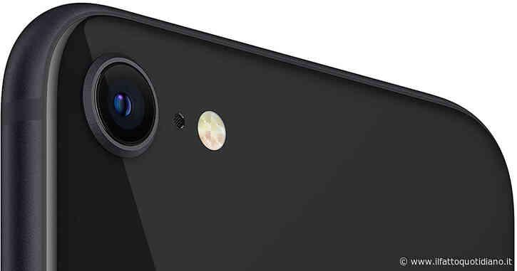 Apple iPhone SE 128 GB con sconto di 50 euro su Amazon