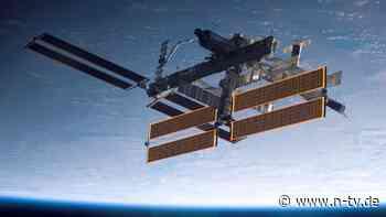 """Ehrgeiziger Raumstation-Plan: China startet mit Bau von """"Himmelspalast"""""""