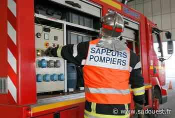 Breuillet : un incendie s'est déclaré dans une maison - Sud Ouest