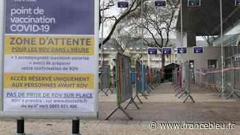 Covid-19 : ouverture exceptionnelle du vaccinodrome d'Olivet samedi, les 1000 créneaux déjà réservés ! - France Bleu