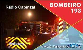 Jovem sofre fratura após queda de moto em Capinzal - Rádio Capinzal