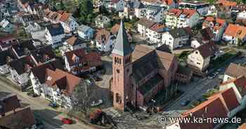Karlsruher Heimat von oben: Spektakuläre Ausblicke über Waldbronn - eine ...   ka-news - ka-news.de