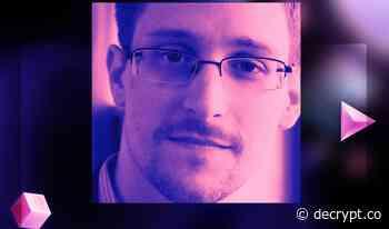 Edward Snowden, Binance CEO CZ, Pplpleasr Speaking at Ethereal Summit 2021 - Decrypt