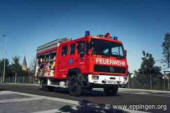 ▷ Aktuelle Feuerwehrmeldungen im April - Eppingen.org