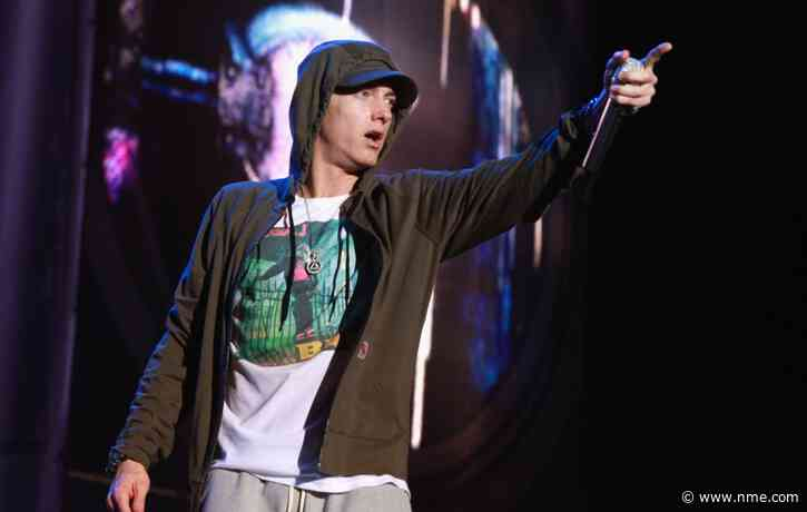 Eminem to share first NFT collection, 'Shady Con'