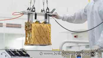"""Pioniermission: """"Perseverance"""": Erstmals Sauerstoff auf dem Mars hergestellt"""