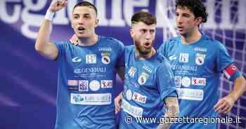 F8 Coppa Italia, il Lido di Ostia stende Matera ai rigori - Gazzetta Regionale