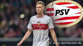 Fix! U21-Nationalspieler Timo Baumgartl wechselt vom VfB Stuttgart zur PSV Eindhoven - Sportbuzzer
