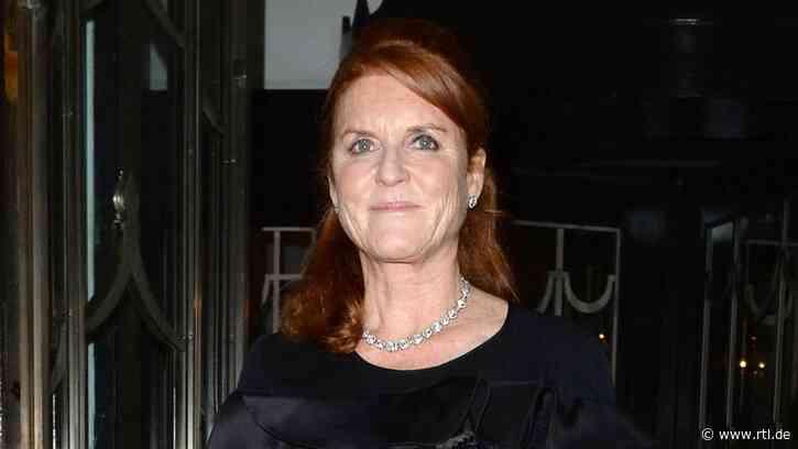 Sarah Ferguson: Darum war sie nicht bei der Beerdigung von Prinz Philip dabei - RTL Online