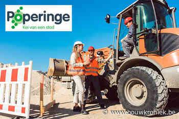 Poperinge: Beheerder openbare werken - Bouwkroniek