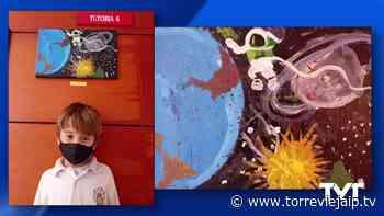 Alumnos del colegio La Purísima nos muestran «Un paseo por el espacio» - torreviejaip.tv