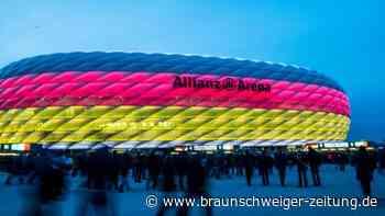 Deutscher Spielort: Kreise:München behält Spiele der Fußball-EM