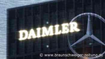 Automobil-Branche: Daimler mit hohem Quartalsgewinn - Kurzarbeit