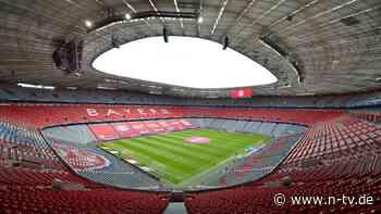 Bis zu 14.500 Fans zugesichert: EM-Spiele in München finden statt