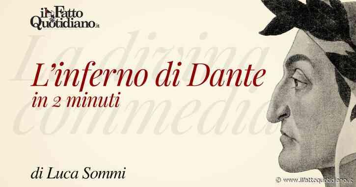 L'inferno di Dante in due minuti: Canto VI