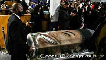 Erschossener Afroamerikaner Daunte Wright beigesetzt