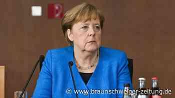 Kanzlerin Merkel im Wirecard-Untersuchungsausschuss