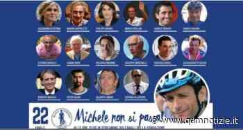 FILOTTRANO / 'Michele non si passa' nel ricordo di Michele Scarponi - QDM Notizie