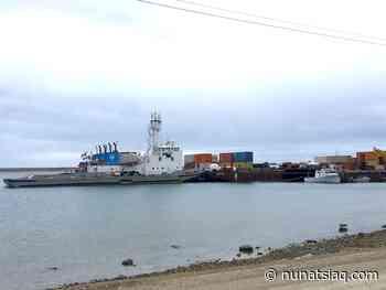 Barge company cancels this year's Cambridge Bay sealift service - Nunatsiaq News