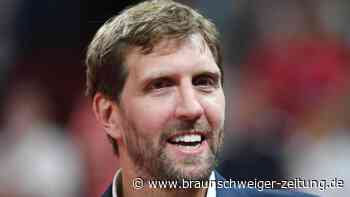 Ex-NBA-Star: Nowitzki wird Botschafter der Basketball-EM2022