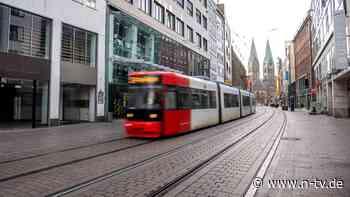 Spritztour Richtung Innenstadt: Jugendliche kapern Bremer Straßenbahn