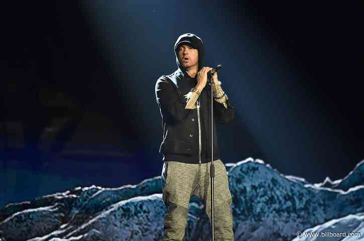 Eminem's First NFT Drop, 'Shady Con,' Includes One-of-a-Kind Slim Shady-Produced Beats
