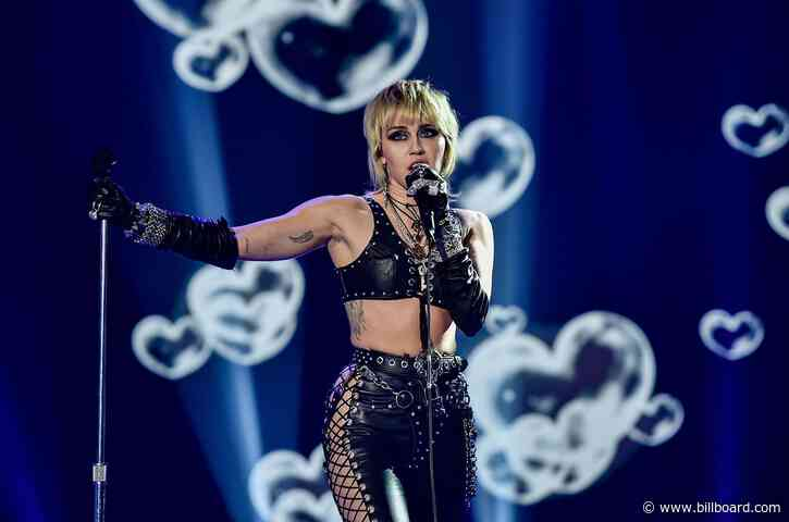 Miley Cyrus Finally Reveals When Her Kid Laroi Remix Will Drop
