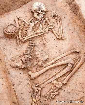 Grab in Bad Friedrichshall: Tausende Jahre alt und trotzdem gut erhalten - STIMME.de - Heilbronner Stimme