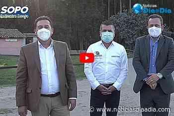 Confirman recuperación de la vía Cajicá – Hato Grande – Sopó, Cundinamarca - Noticias Día a Día