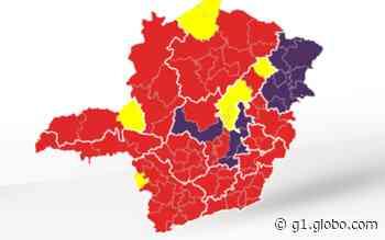 Microrregião de Patrocínio e Monte Carmelo avança para Onda Amarela; Triângulo e Noroeste permanecem na Vermelha - G1