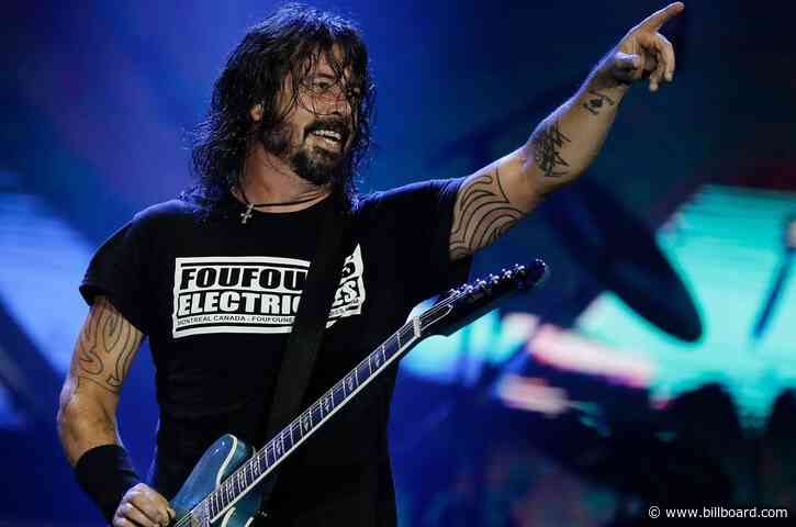 Dave Grohl and Daughter Violet Unleash Sick Cover of X's 'Nausea': Listen