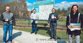 Neue Anbindung für Wanderer vom Bahnhof Eppelborn nach Finkenrech - Saarbrücker Zeitung