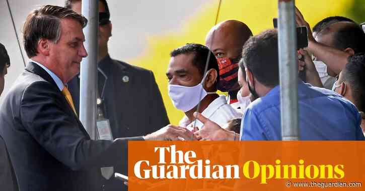 Latin America's lack of a united front on Covid has had disastrous consequences | Andre Pagliarini
