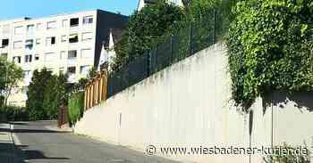 Eppstein: Stützwand wird für 60 000 Euro saniert - Wiesbadener Kurier