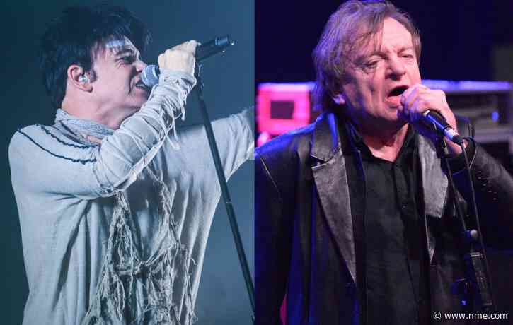 "Gary Numan on meeting Mark E. Smith: ""He scared the shit out of me!"""