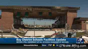 FEMA approves $7.18 million for Bay District Schools Hurricane Michael recovery expenses - WJHG-TV