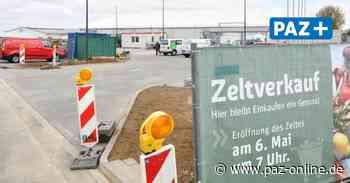 Rewe in Vechelde: Abriss steht kurz bevor, Verkauf im Zelt startet - Peiner Allgemeine Zeitung - PAZ-online.de