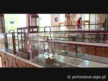 Laboratório Ferreira da Silva reabre no Porto - Porto Canal