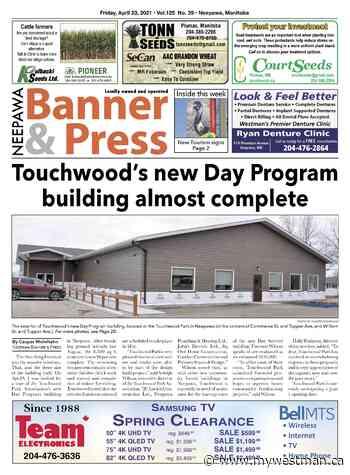 Friday, April 23, 2021 Neepawa Banner & Press - myWestman.ca