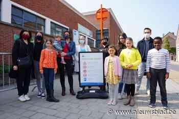 Ouders en school pleiten voor veilige schoolomgeving (Denderleeuw) - Het Nieuwsblad
