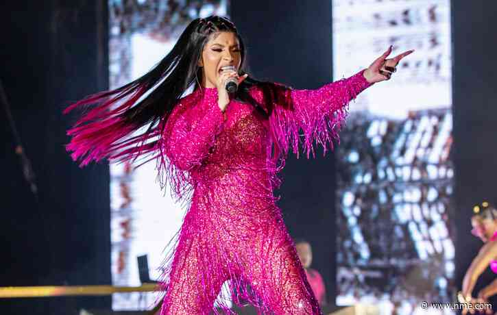 "Cardi B takes down politician who criticised Grammys performance: ""This gets me so mad!"""