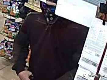 Police seek suspect in Carleton Place armed robbery - lake88.ca