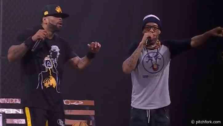 Method Man and Redman's VERZUZ Battle: Here's What Happened - Pitchfork