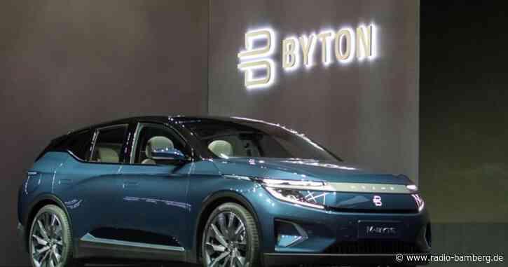 Elektroauto-Firma Byton schickt Tochter in Insolvenz