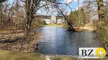 Ringelheims verwunschener Schlosspark schläft