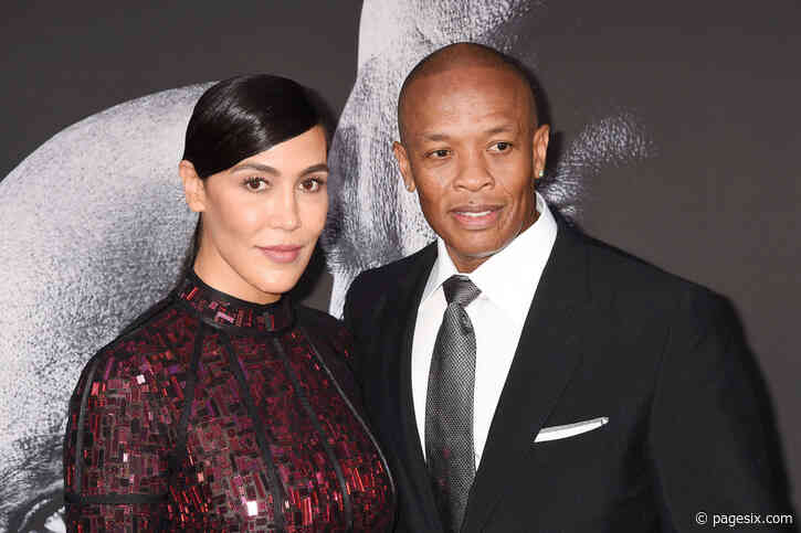 Dr. Dre and wife Nicole Young file papers to become officially single - Page Six